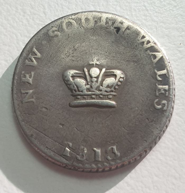 Always look closely at your coins: A story of an 1813 dump