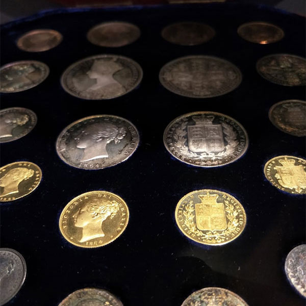 Tales from the numismatic crypt, a coin dealer's perspective