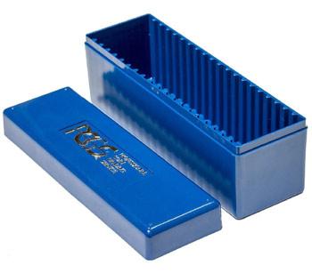 Blue PCGS storage boxes for sale