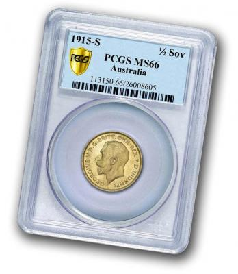 What is PCGS Secure Plus™