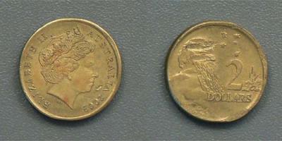Counterfeit pre-decimal coins