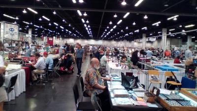 ANA Coin Show 2016 review