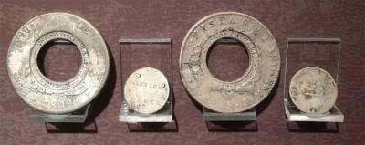 Rare coins at the Royal Australian Mint