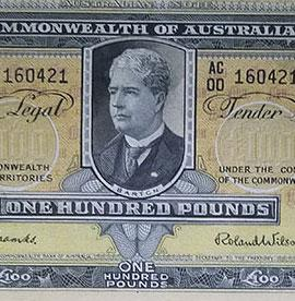 A visit to the Reserve Bank Coin and Banknote Museum