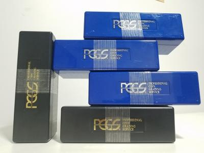 Matte black PCGS boxes for sale
