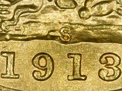 Mintmarks on gold sovereigns