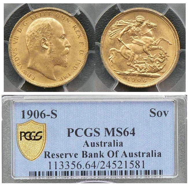 1906S Sovereign