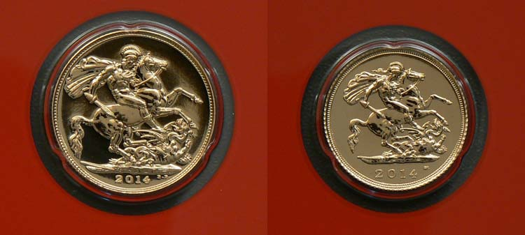 Indian gold sovereign