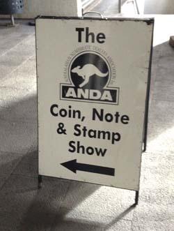 ANDA coin show