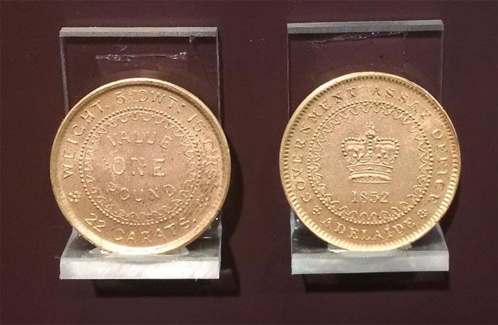 1852 Adelaide Pound