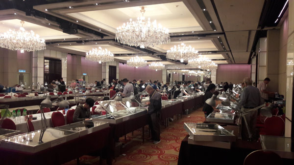 Hong Kong Coin Show bourse