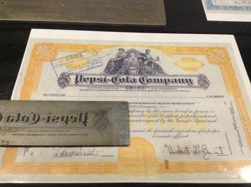 Banknote vignette