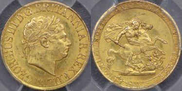 1817 Sovereign