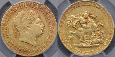 1820 Sovereign
