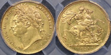 1821 Sovereign