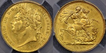 1824 Sovereign