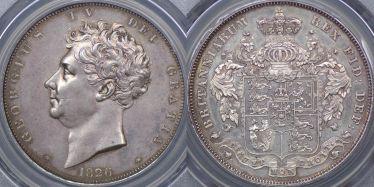 1826 Proof Crown
