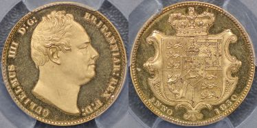 1830 Proof Sovereign