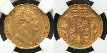 1835 Sovereign
