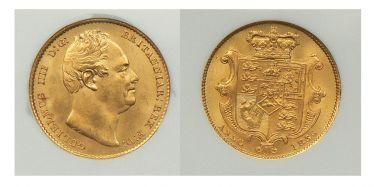 1836 Sovereign