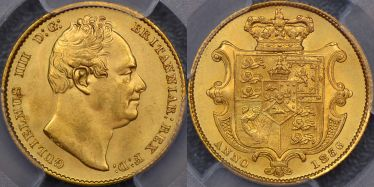 1836 Sovereign