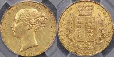 1847 Sovereign