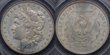 1882 One Dollar