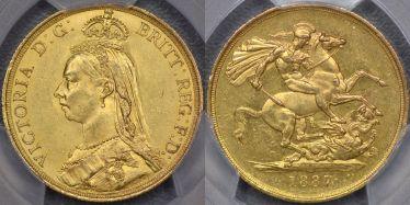 1887 Two Pound