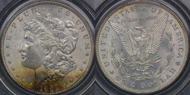 1888 One Dollar