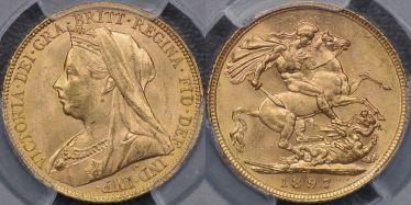 1897 Sydney Sovereign