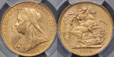 1899 Sydney Sovereign