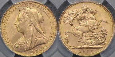 1900 Sovereign