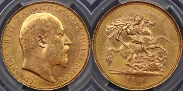 1902 Five Pound