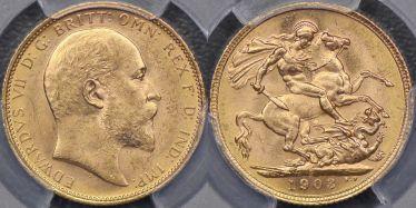1903 Sydney Sovereign
