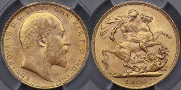 1905 Sovereign