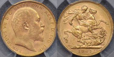 1905 Perth Sovereign