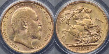 1905 Sydney Sovereign