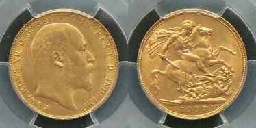 1907 Sovereign