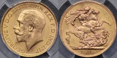 1913 Sovereign