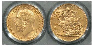 1914 Sovereign