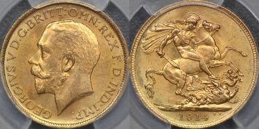 1914 Sydney Sovereign