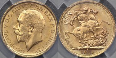 1914 Sydney Sovereign