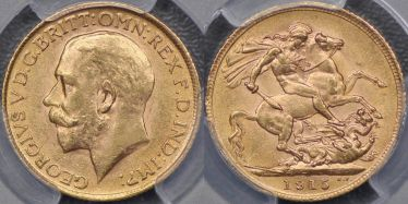 1915 Sovereign