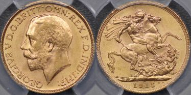 1915 Sovereign
