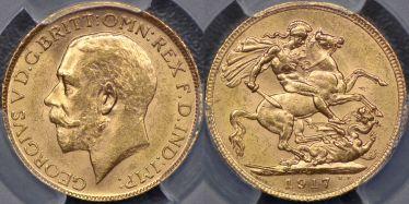 1917 Ottawa Sovereign
