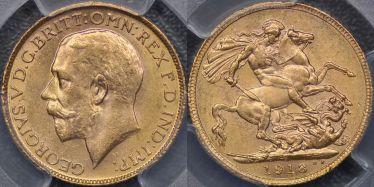 1918 Ottawa Sovereign
