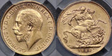 1922 Sydney Sovereign