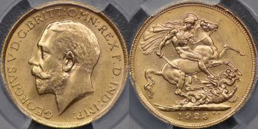 1923 Sydney Sovereign