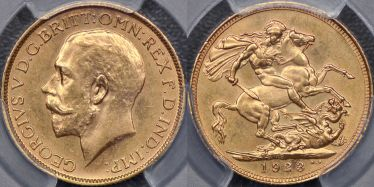 1923 Sydney Sovereign