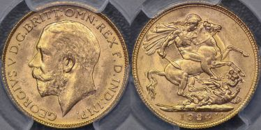 1924 Melbourne Sovereign